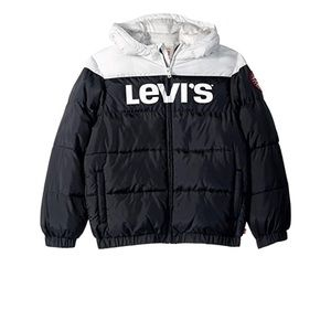 Levi's Big Boys Puffer Coat